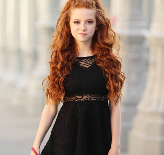 Francesca Capaldi Weight And Height