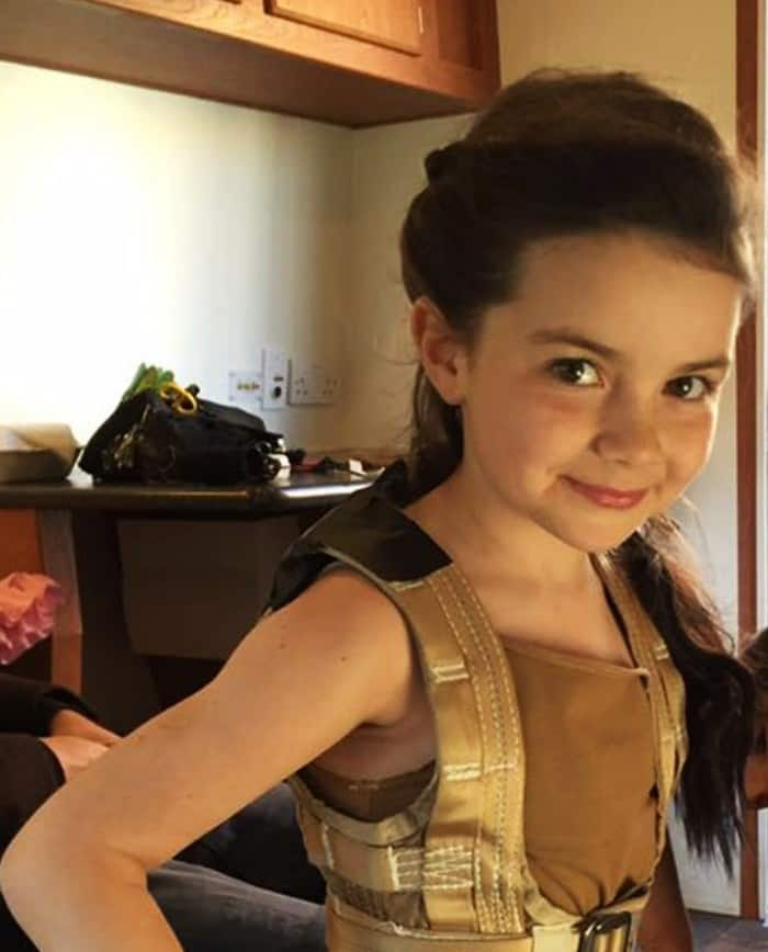 Lilly Aspell Bio Wiki Height Age Weight & Net Worth