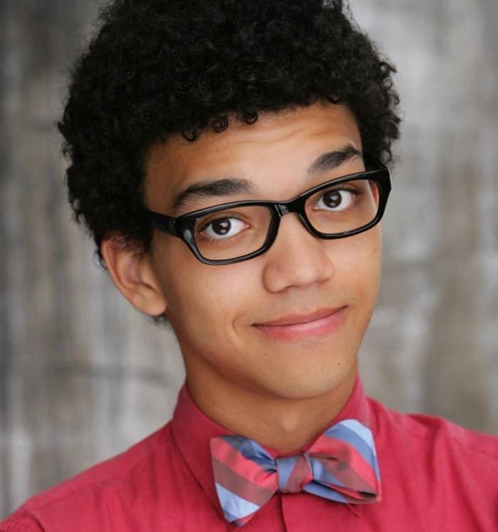 justice smith - photo #3